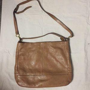 Coach park leather boho